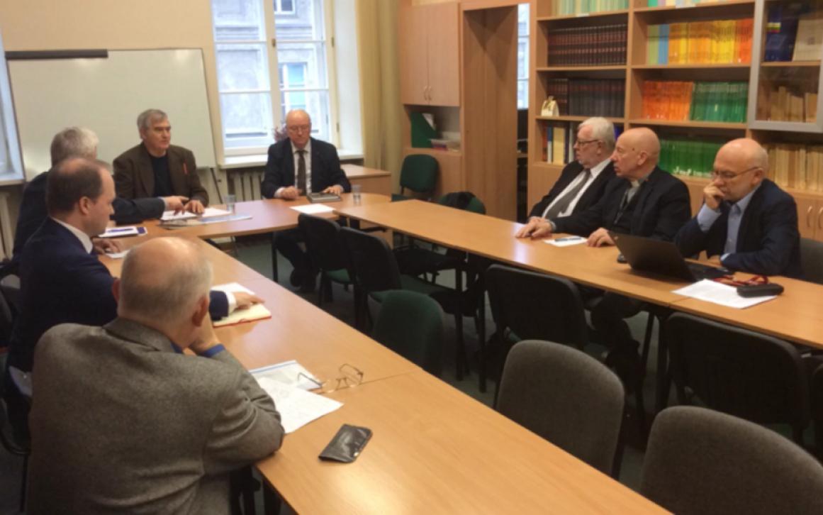 2018-01-12_Spotkanie Fundatora Rady i Zarządu Fundcji w PAN