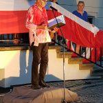 """28 lipca 2018 roku – Na leszczyńskim rynku """"Konstytucja dla Europy"""""""