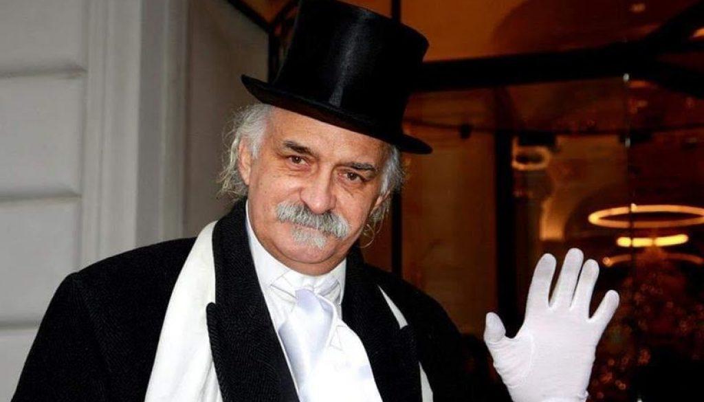Janusz Leśniewski jako Ignacy Jan Paderewski